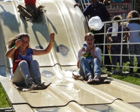Large Kids Slide